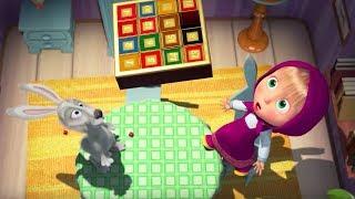 Маша и Медведь - Шарики  и кубики (Мухлюем потихоньку)