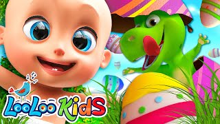 Easter Funny Songs for Kids Happy Easter with Johny Johny LooLoo Kids Nursery Rhymes
