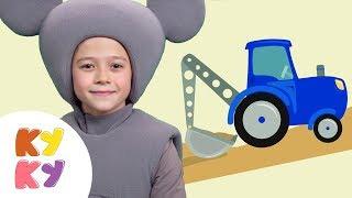 Песочница - Песенка мультик для малышей. КУКУТИКИ
