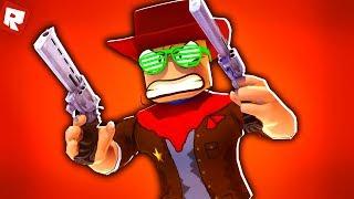 Roblox - Битва шерифов против бандитов