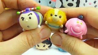 Игрушки и сюрпризы для детей из серии Цум Цум