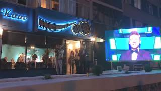 Открытие Центра Российского Кино. Диана Дива (Анкудинова)