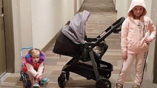 Прямой КЕФИР с Николь и Алисой: ЕДЕМ В МАКДОНАЛЬДС, Как Выглядит АМЕРИКА?
