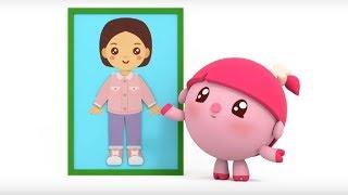 Малышарики - Варежка  - серия про одежду