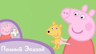 Свинка Пеппа - S02 E04 Прогулка Тедди