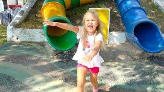 Алиса парке развлечений - SANTORINI PARK для детей