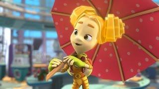 Фиксики - Зонтик  Познавательные мультики для детей