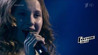 Стефания Соколова Времени нет - Финал - Голос.Дети - Сезон 4