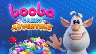 Буба: Конфетное Приключение - iOS - Android - Трейлер игры HD
