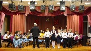 Детский оркестр народных инструментов Аккорд стиль