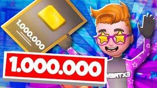 Поззи НАБРАЛ 1.000.000 Подписчиков