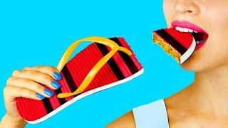 8 смешных летних пранков над друзьями