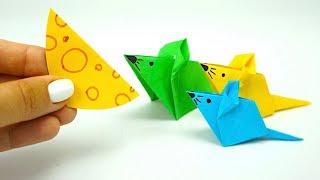 Развивающее видео, оригами для детей - Игрушкин ТВ