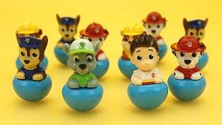 Щенячий Патруль сюрпризы для детеи, ищем игрушки из мультиков