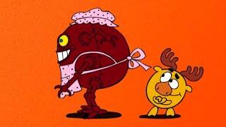 Наука для детей - Лейкоциты. Вирусы. Кровь  Смешарики. Пин-код - Наноняни