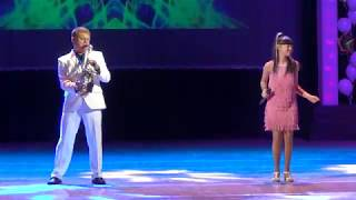 I feel good. Диана Анкудинова и Эдуард Марчук.