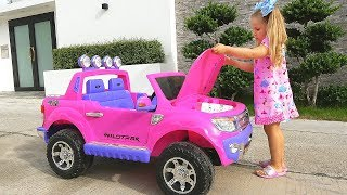 Диана и День подарков для детей Откуда новые игрушки?