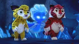 Лео и Тиг - Маленькая вьюжка - Серия 15