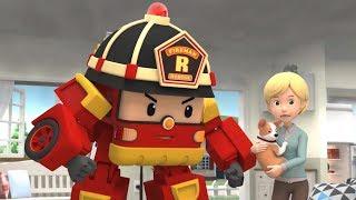 Робокар Поли - Рой и пожарная безопасность - Новые серии