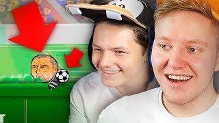 Футбольные флеш-игры 2D ИГРЫ НА ДВОИХ