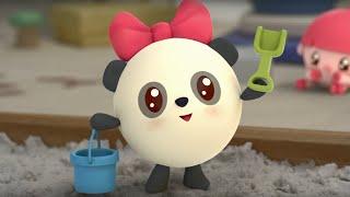 Малышарики - Ведёрко - 15 серия обучающие мультфильмы для малышей
