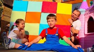 Мистер Макс 7 000 000 ПОДПИСЧИКОВ и Slime PRANK for daddy