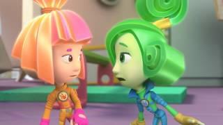 Фиксики - Красота  Познавательные мультики для детей