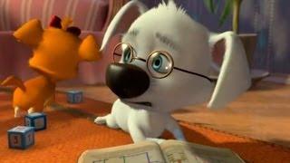 Мультик про собачек - Одни Дома - Озорная семейка