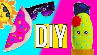 DIY яркие чехлы для очков  Летний DIY  Бюджетные чехлы  Afinka