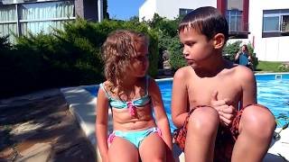 Утро  Макса и Кати - Мальчики против Девочек