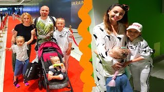 Встреча с НАдей ВРЕМЯ и Стекло. Последний Влог-потеряшка Николь в Украине