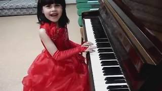 Диана Анкудинова. Diana Ankudinova. (5 лет. Как бы это звучало (наложение звука.