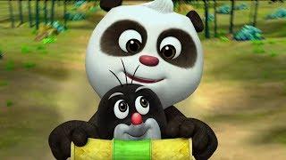 Мультики 2017 Кротик и Панда - Хвост ящерицы + Воздушный змей - Мультфильмы для детей