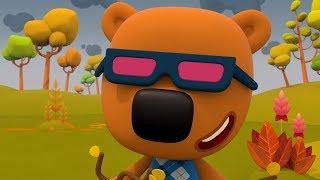 Ми-ми-мишки - Сборник мультфильмов - Новые серии подряд Весёлые мультики для детей