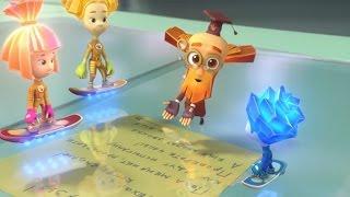 Фиксики - Присоска  Познавательные мультики для детей