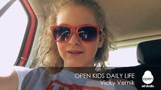 Open Kids daily life week 5  Vicky Vernik