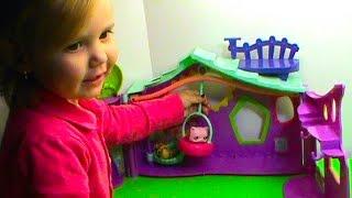 Литлест Пет Шоп домик игрушки кошечка белочка ЛПC Маленький зоомагазинLPS Попюлар Popular