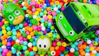 Смузи из Плей До для игрушек - Детский сад  Видео для детей