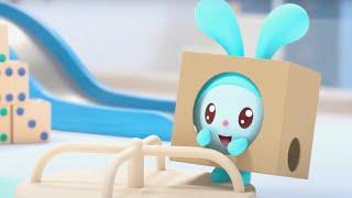 Малышарики Космонавт Серия 171 Обучающие мультфильмы для малышей