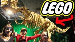 Lego Art - Выставка Лего Новинок
