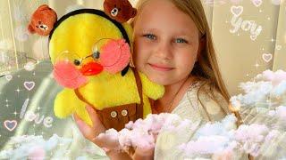 У Алисы НОВАЯ ЛЮБИМИЦА СУПЕР УТОЧКА kawaii duck BEST