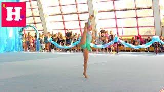 Турнир по художественной гимнастике г. Южный