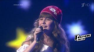 Елизавета Куклишина Песня о звездах - Дополнительный этап - Голос.Дети - Сезон 4