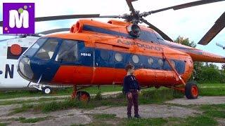 Киев День 3. Лазим в самолетах, вертолетах и кушаем в буфете Ашан