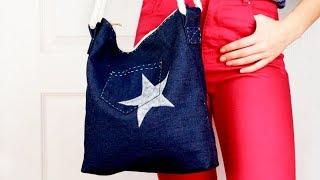 5 стильных сумок своими руками