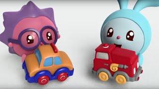Малышарики - Машинка - серия 12