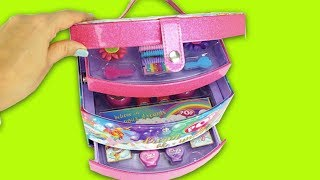 Сборник видео для детей, распаковываем игрушки