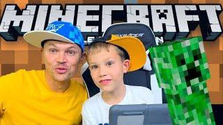 Minecraft - СВИНИНА ХОРОШО КОПАЕТ ПЕСОК