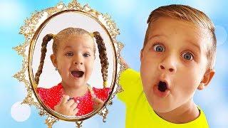 Волшебное Зеркало исполняет желания детей