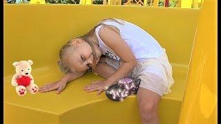 Классная Детская ПЛОЩАДКА развлечений для детей